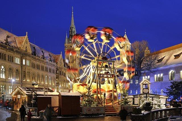 Weihnachtsmarkt Braunschweig.Weihnachtsmarkt Braunschweig Ottokar
