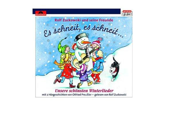 Es Schneit, Es Schneit - Unsere schönsten Winterlieder, CD