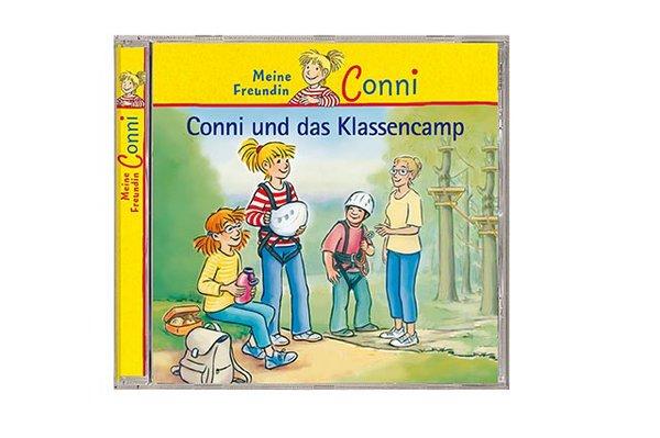 Conni und das Klassencamp
