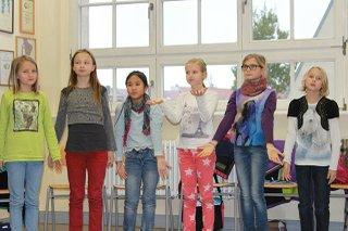 Kinder-und-Jugendchor des Hegelgymnasiums