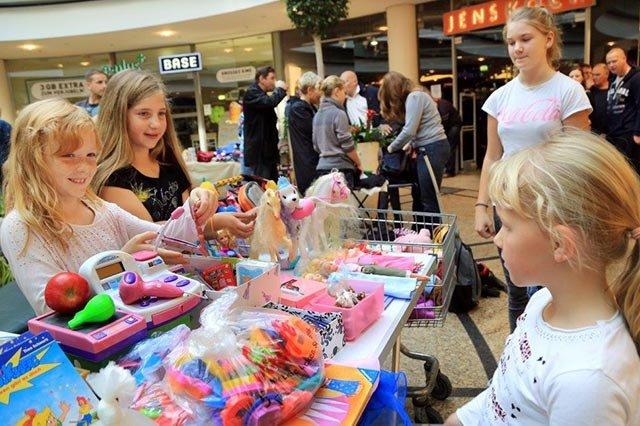 Kinderflohmarkt im Allee Center