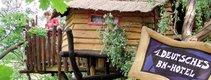 Das erste deutsche Baumhaushotel -