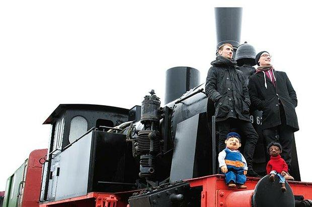 Jim Knopf und der Lokomotivführer