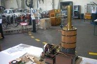 Technikmuseum Dampfmaschine
