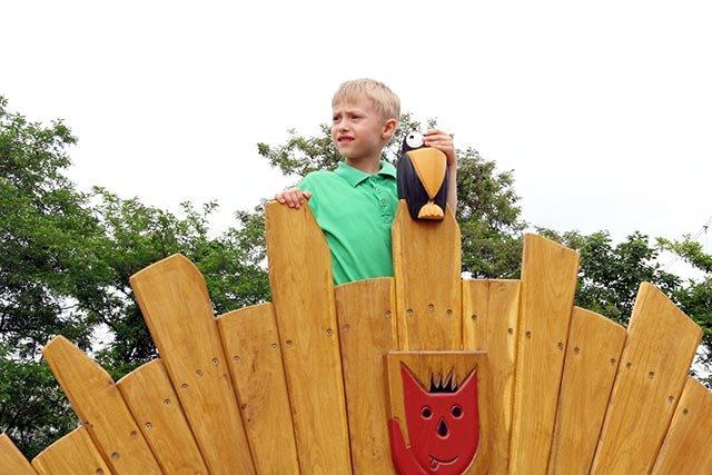 Spielplatz Kleines Königreich