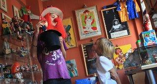 Manege frei im Circusmuseum Magdeburg
