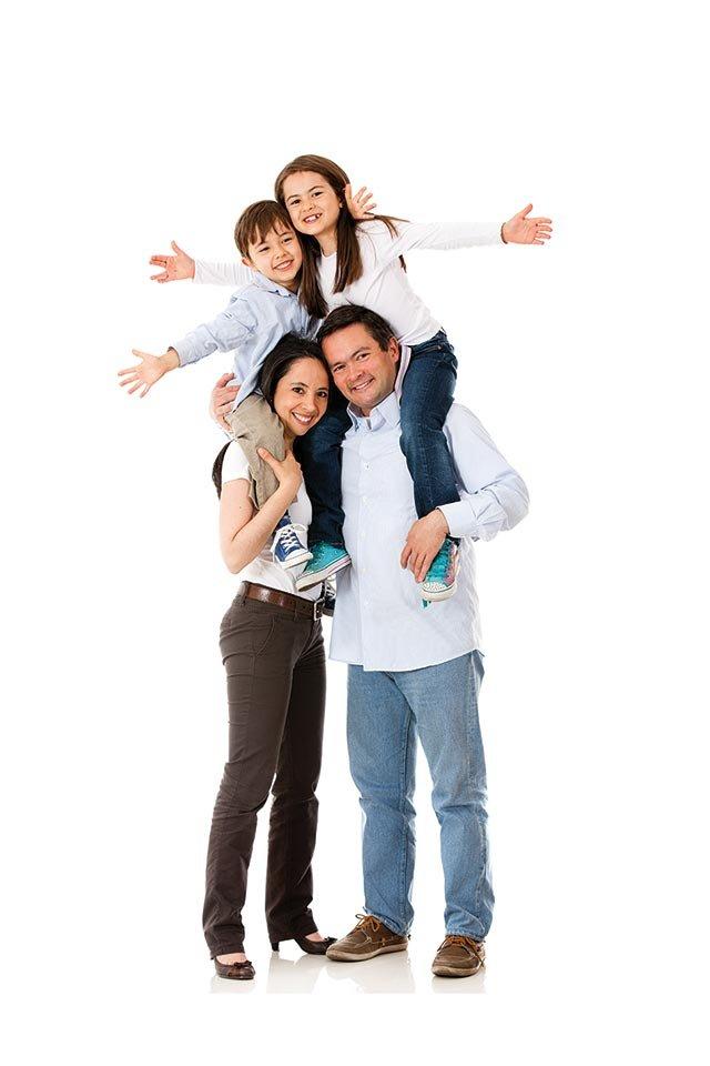 Investitionsbank Familie
