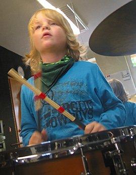 Matthes Käpernick, 5 Jahre -