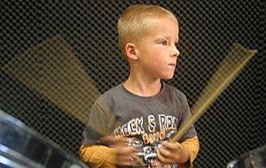Jonah Steinwerh, 5 Jahre -