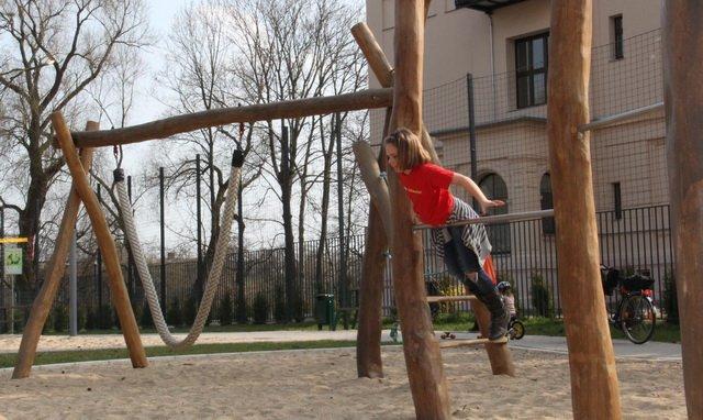 Spielplatz Mittelstraße