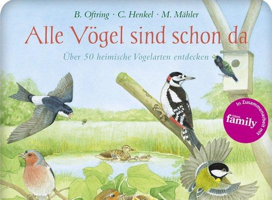 Blderbuch_ Alle Vögel sind schon da