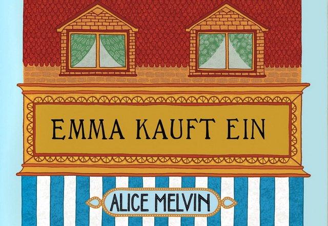 Wimmelbuch Emma kauft ein
