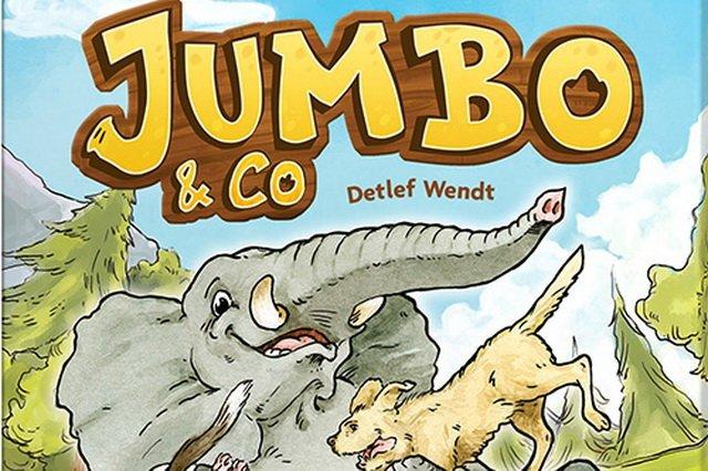 Kartenspiel Jumbo & Co.