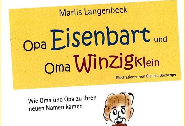 Buch Opa Eisenbart und Oma Winzigklein