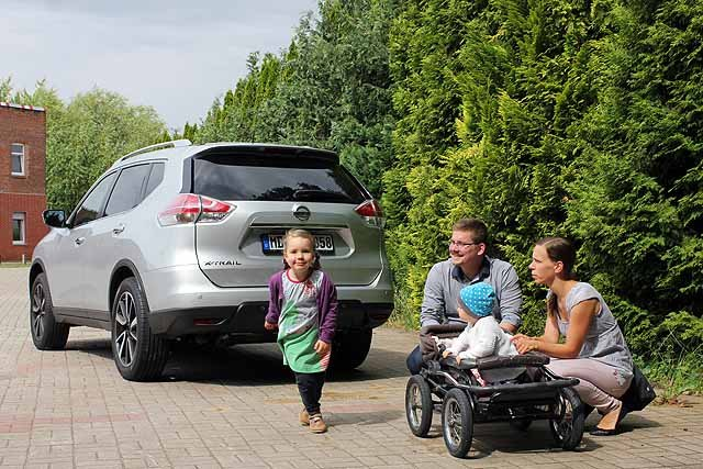 Familienauto Nissan X-Trail