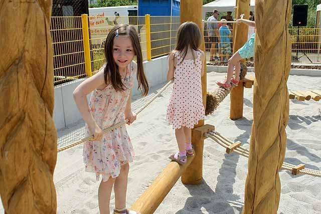 Spielplatz Mühlenwiese