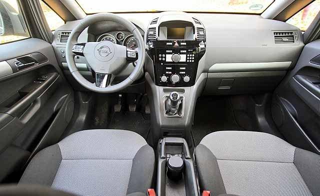 Familienauto Test Opel Zafira