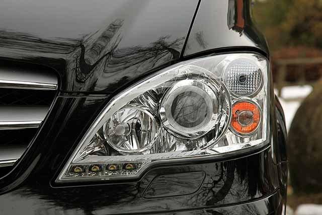Familienauto Test Mercedes-Benz-Viano