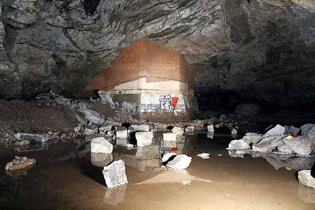 Höhle Heimkehle Uftrungen