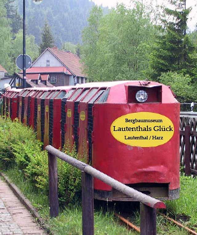 Bergwerk Lautenhals