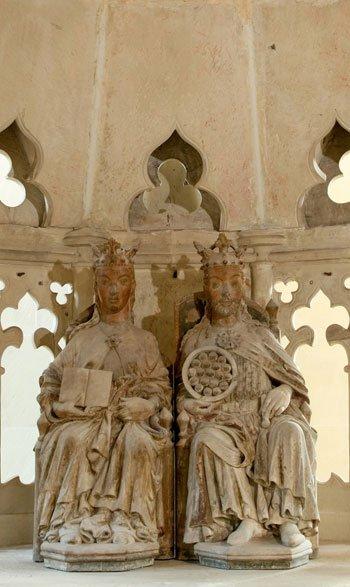 Die Heilig-Grab-Kapelle.