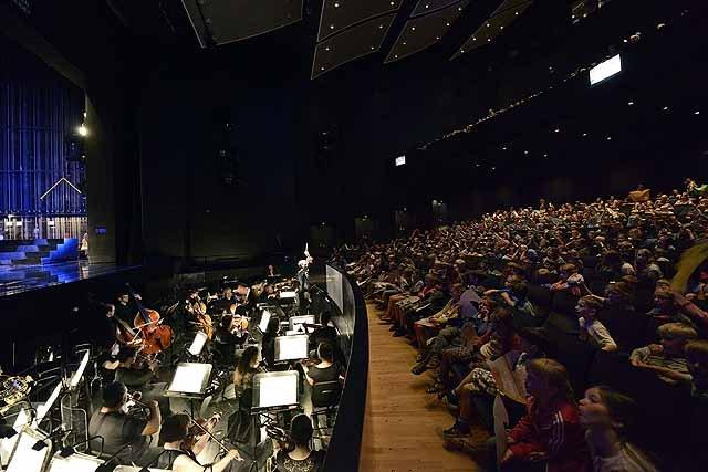 Neue Spielzeit im Theater - Nabucco