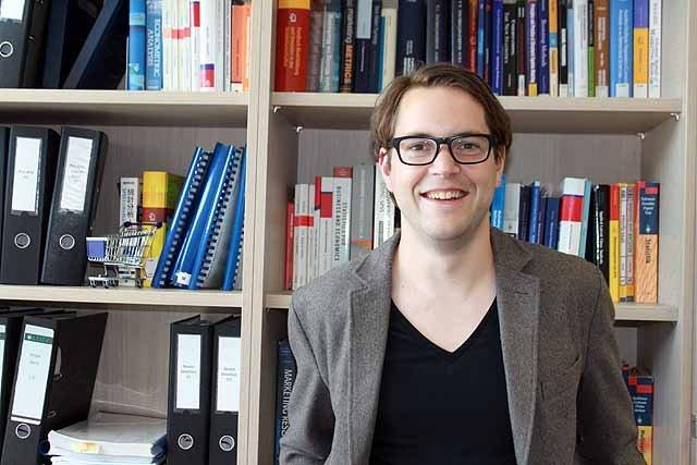Autor Prof. Dr. Marko Sarstedt