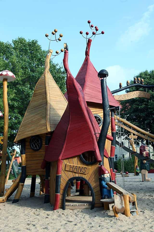 Spielplatz Zwergingen