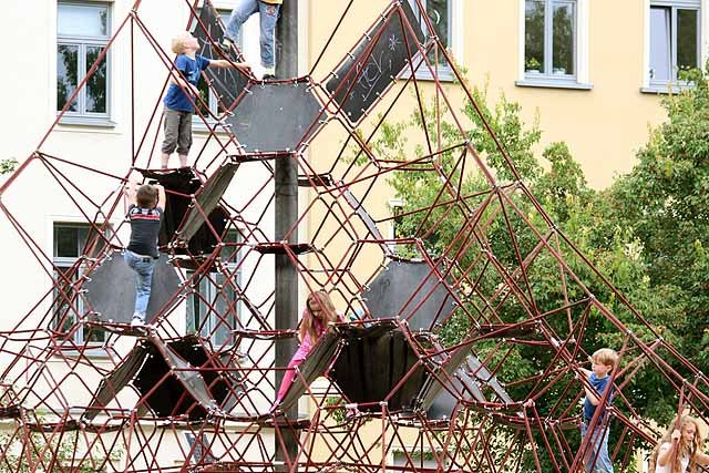 Abenteuerspielplatz Hegelstraße