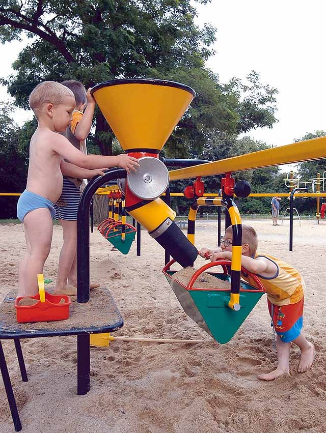 Wasserspielplatz Lemsdorf