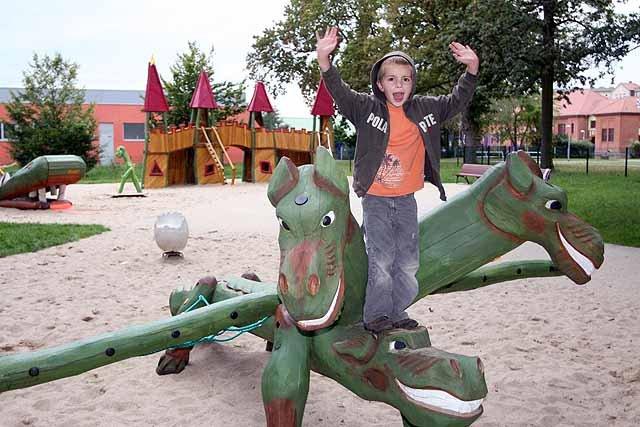 Drachenspielplatz Lemsdorfer Weg