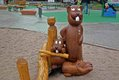 Spielplatz im Stadtpark Rotehorn