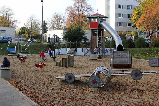Spielplatz Flugplatz in Reform