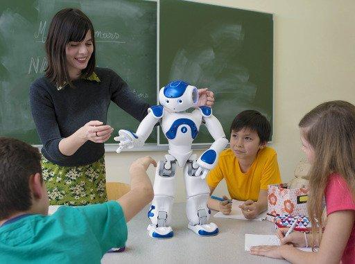 Roboter NAO Kinder Schule 1.jpg