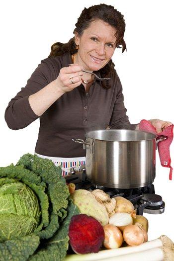 Gesund ernähren heißt nicht auf leckeres Essen zu verzichten.