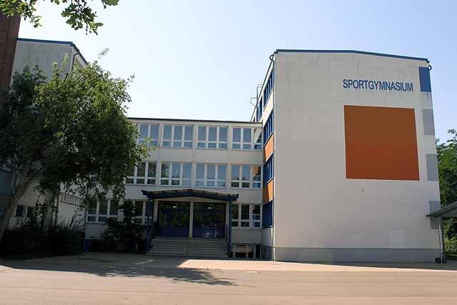 Sportgymnasium Magdeburg