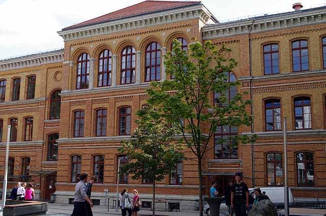 Ökumenisches Domgymnasium