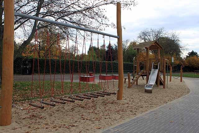 Spielplatz Europaring