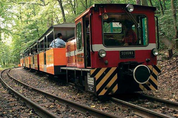 Parkeisenbahn Bernburg