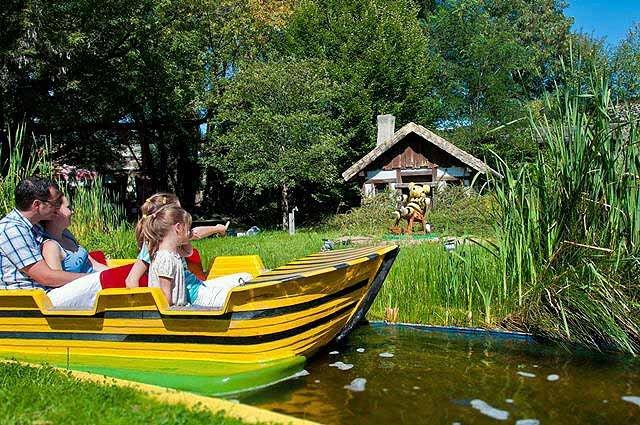 Filmpark Babelsberg - Bootsfahrt durch Panama