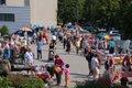 Sonntags-Flohmarkt auf dem Uni-Campus