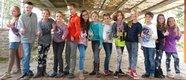 Goldene Feder für Schüler-Rakete