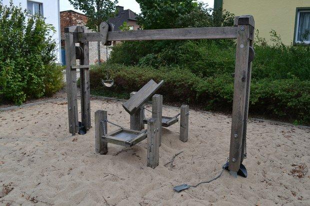 Spielplatz Am See