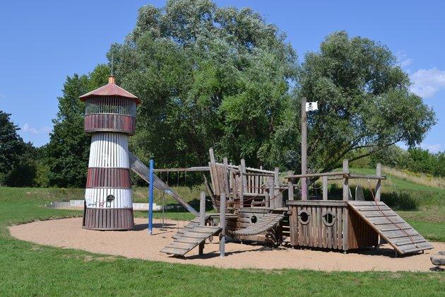 Spielplatz Neustädter See