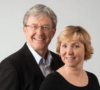 Jürgen Hofmann und Barbara Jäkel