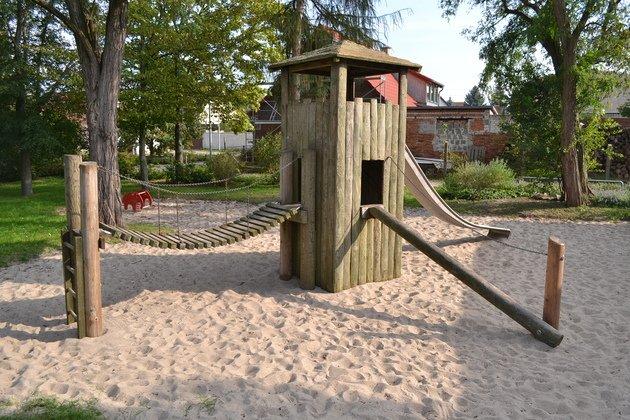 Spielplatz Müllerbreite Randau