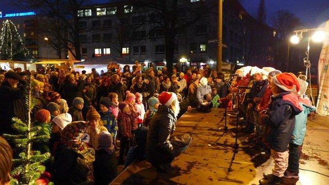 Stadtfelder Weihnachtsspektakel