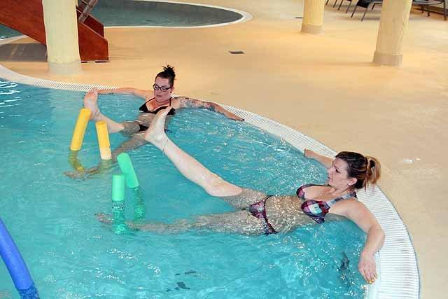 Schwangeren-Schwimmen