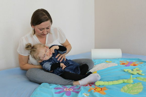 Ergotherapeutin Nadine Thonagel