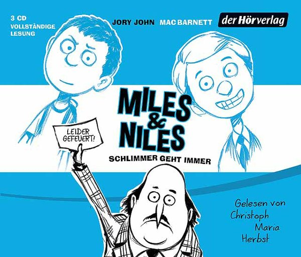 Miles & Niles – Schlimmer geht immer